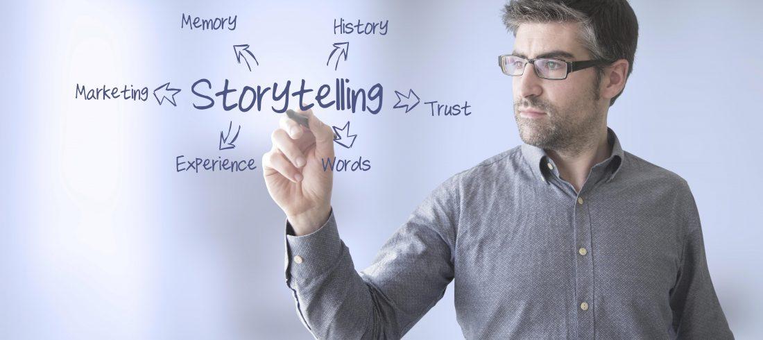 Storytelling ist ein wichtiges Instrument der Führungskommunikation
