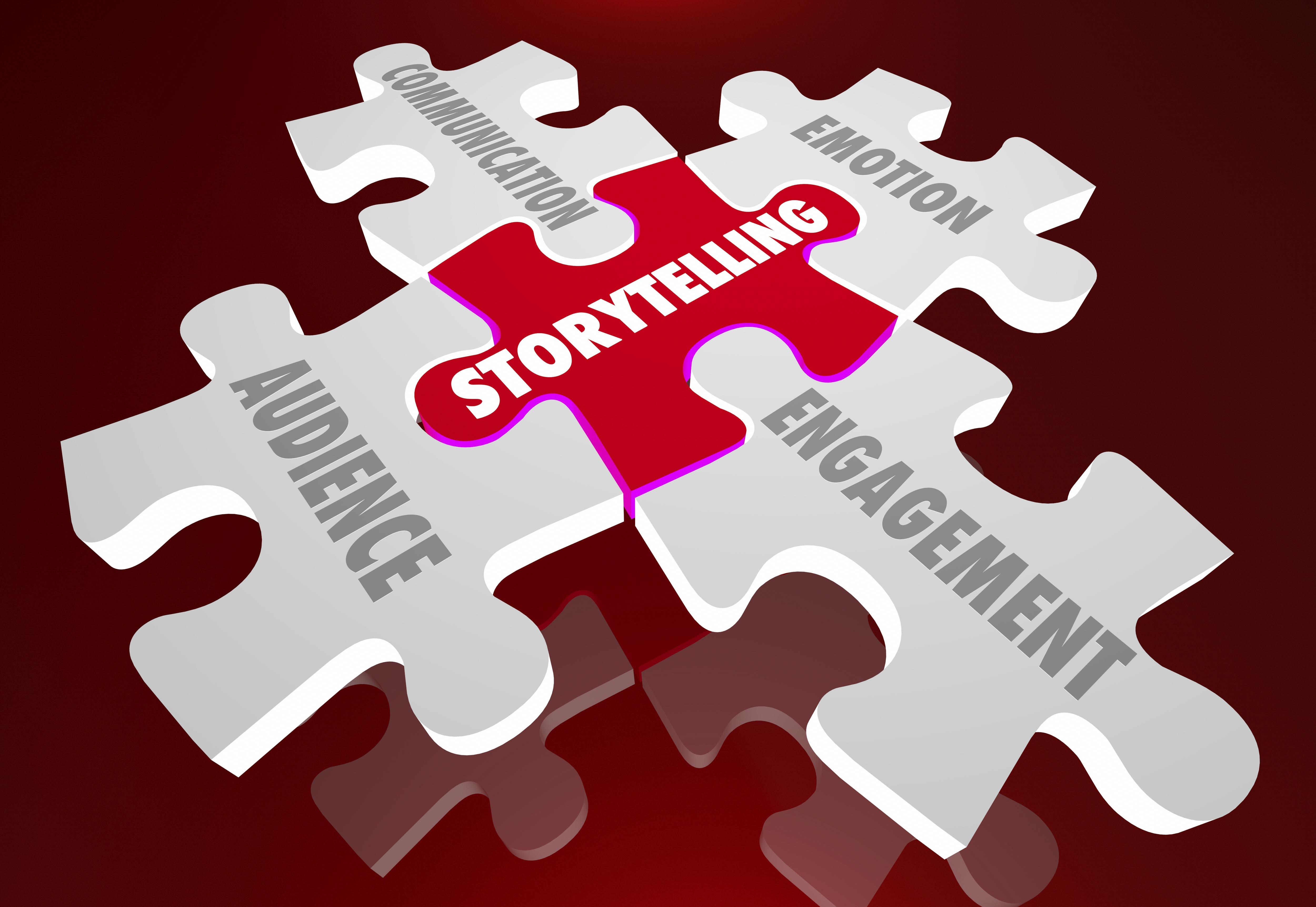Storytelling ist gerade für Führungskräfte ausgesprochen wirkungsvoll